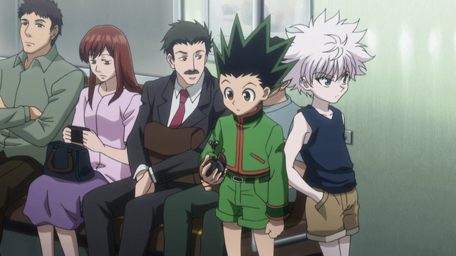 hunter x hunter 2011 ep 52 vostfr sur genzai streaming passionjapan. Black Bedroom Furniture Sets. Home Design Ideas