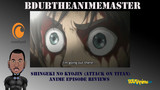 Attack On Titan Reviews Episode 12
