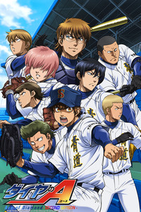 Ace of the Diamond Second Season is a featured show.