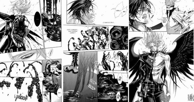 Trinity blood hentai