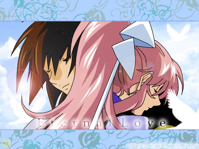 kira yamato and lacus clyne relationship goals