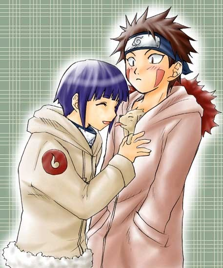 ... then he turned all gay and stuff. and hinata would be great with naruto ...