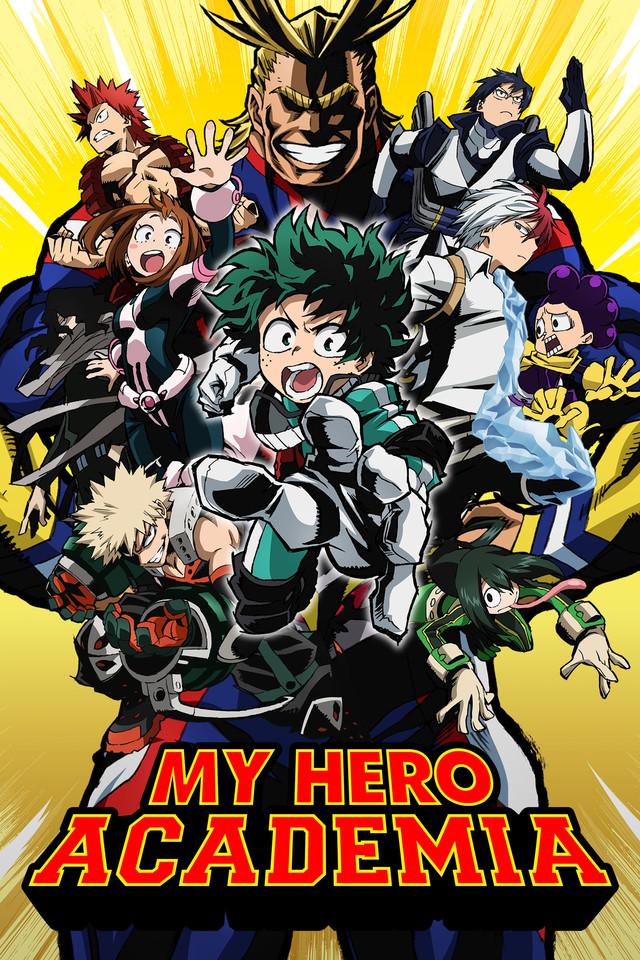 Serien Stream My Hero Academia