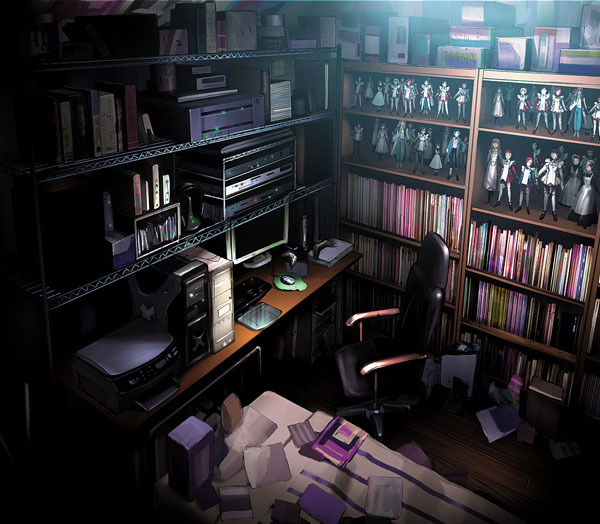 Welcome To The Nhk Yamazaki S Room