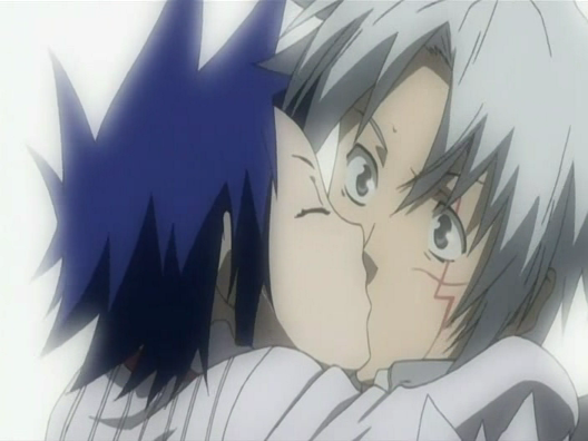 Anime With Kiss Scenes