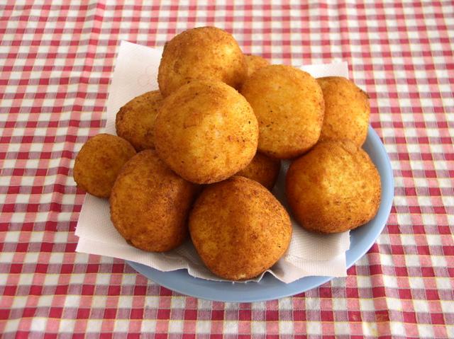 Аранчини шарики рецепт с фото