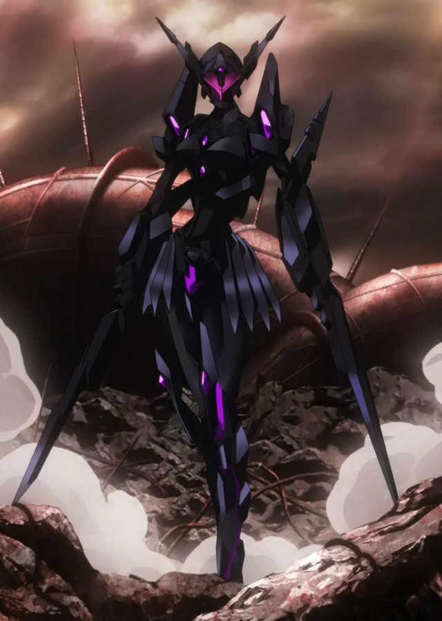 accel world black lotus