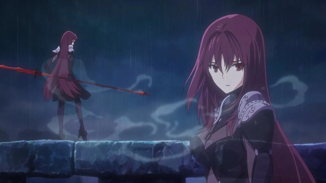 Crunchyroll - Give Thanks for Scáthach in Next
