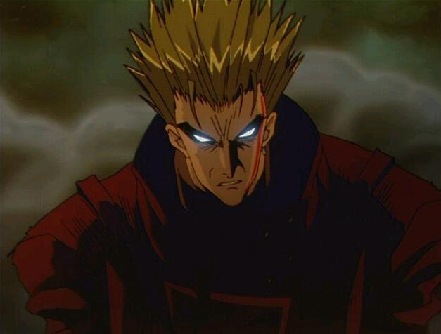 Trigun Best Quootes: Who Is Ur Fravorite Anime Characters