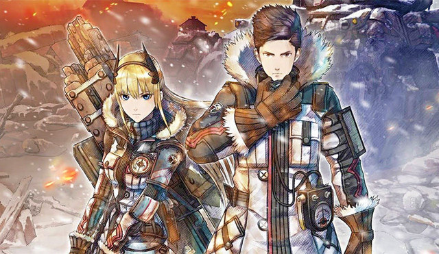 Valkyria Chronicles coming to Nintendo Switch