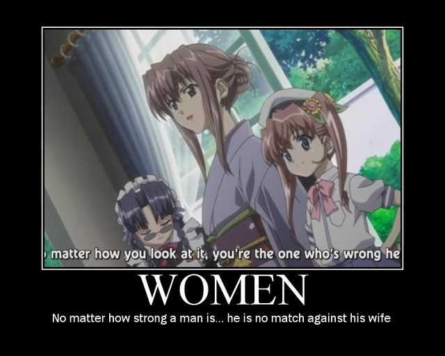 Motivational Posters Funny Anime
