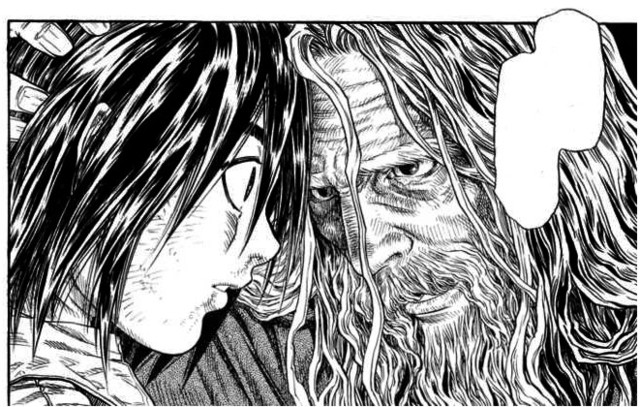 Jin e seu avô