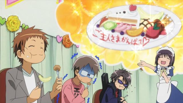 Anime Characters Eating : Crunchyroll forum cute anime characters eating page