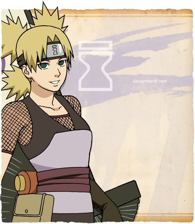 Crunchyroll - Library - Hottest Girl in Naruto Shippuden?