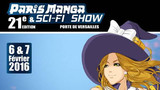 Paris Manga & Sci-Fi Show - Day 2