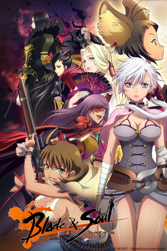 Blade N Soul Anime Characters : Crunchyroll blade and soul full episodes streaming