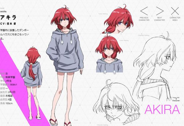 Aoi Yūki as Akira