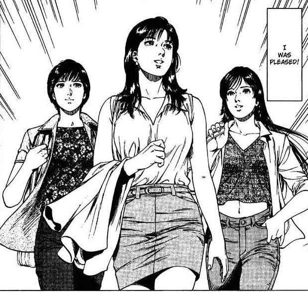 crossdresser manga