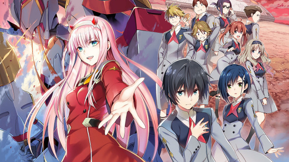DARLING In The FRANXX Is Heading To Manga Page Digital One At Least New Trigger Anime Receiving A Comicalization