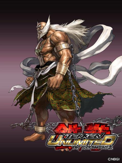 """Crunchyroll - Huge """"Tekken Tag Tournament 2 Unlimited"""" Art ..."""