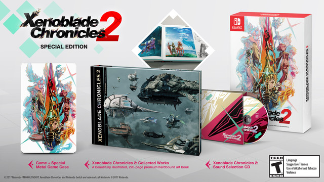We Finally Have A Release Date For Xenoblade Chronicles 2