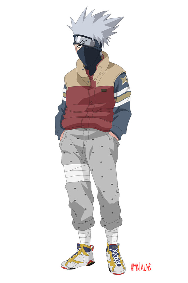 Crunchyroll Cast Of Quot Naruto Quot Gets Fashionable In