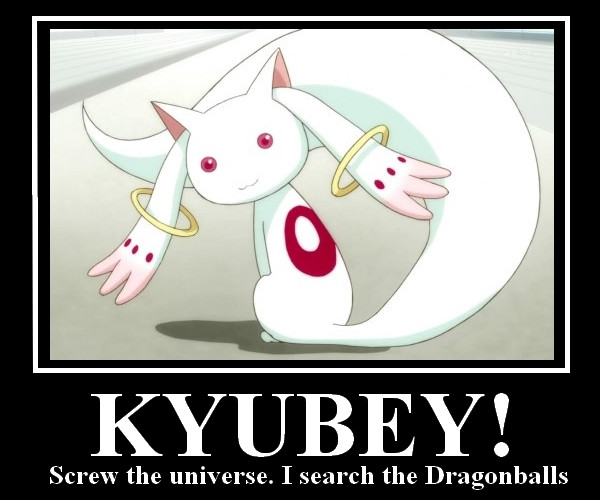 Kyubey is a liar and evil how many of you agree