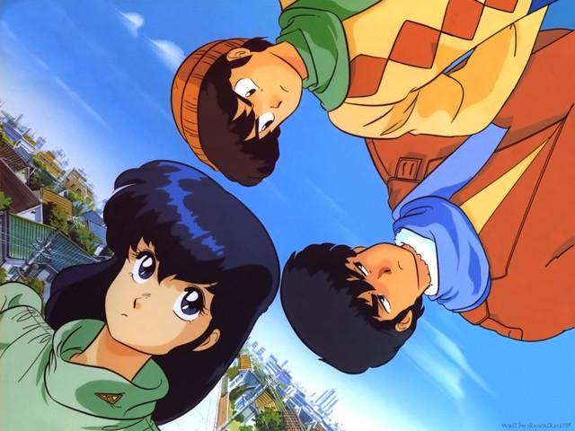 Crunchyroll romance anime maison ikkoku returns to for Anime maison ikkoku