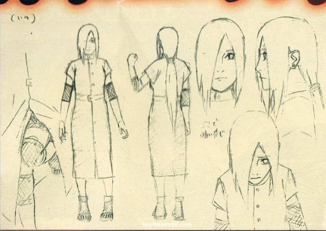 Naruto The Last Character Design Color : Irsyad s way quot naruto road to ninja ino tsunade