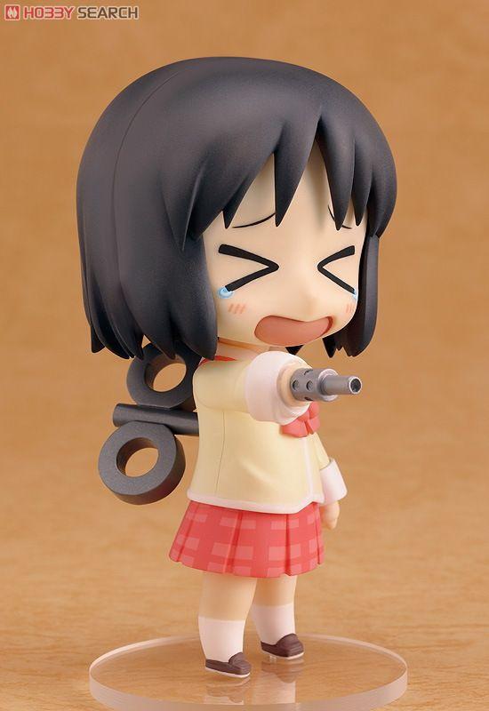"Crunchyroll - Super-Deformed ""Nichijou"" Nendoroid of ..."