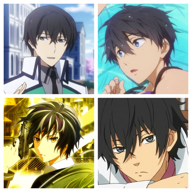 Anime Characters Look Alike : Black bullet anime quotes