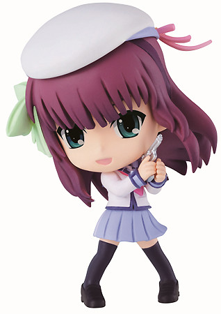 Crunchyroll Quot Angel Beats Quot Prize Figures Offered In June