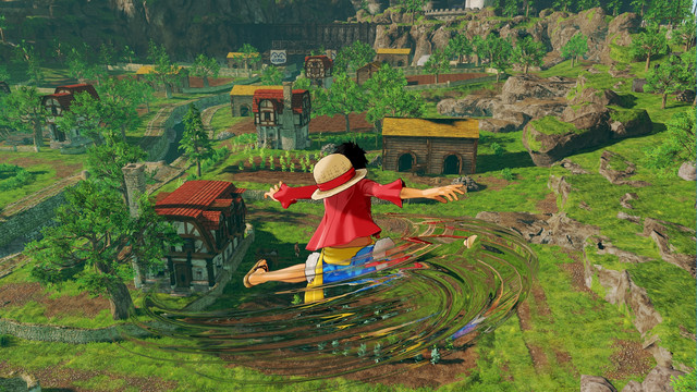One Piece World Seeker Takes the Series Into an Open World