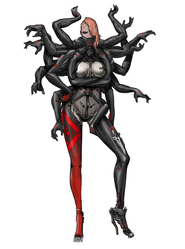 Crunchyroll video quot metal gear rising revengeance quot dresses raiden