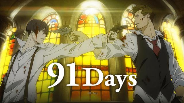 91 Days: 11° Episódio Adiado uma Semana