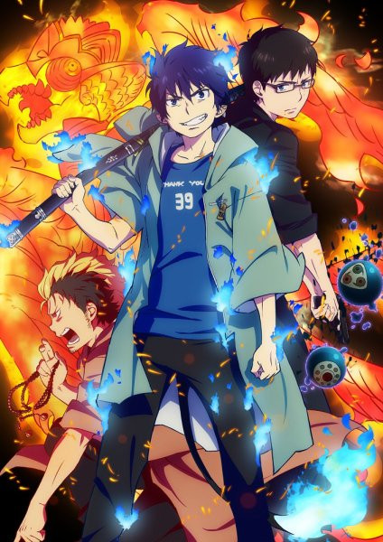 Blue Exorcist Kyoto Impure King