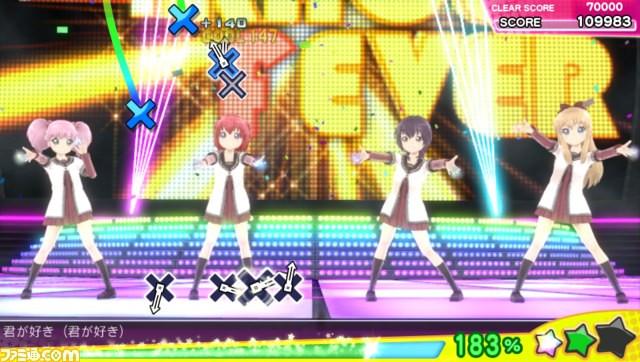 crunchyroll miracle girls festival ps vita game promises moe