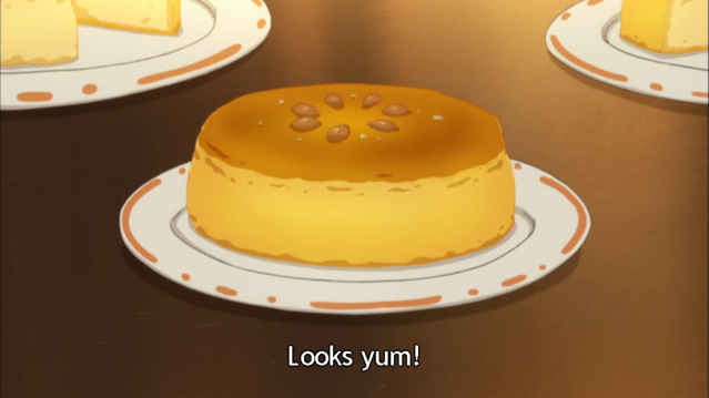 Crunchyroll , FEATURE Cooking With Anime , Butter Cake from