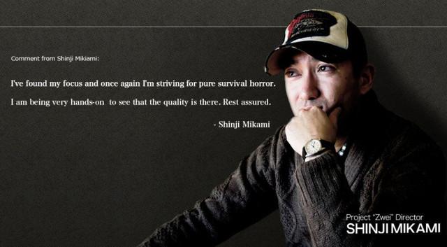 Shinji Mikami quote