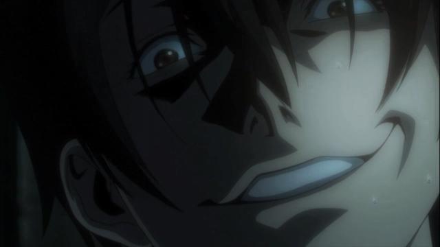 Psycho Anime Face Psycho Face of Sakamoto
