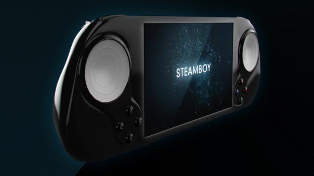 SteamBoy Machine