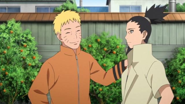 Boruto, Naruto, Boruto's Dad, Shikamaru