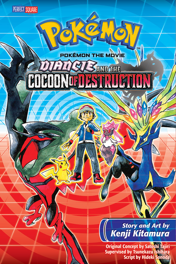 Crunchyroll Pokémon The Movie Diancie And The Cocoon Of