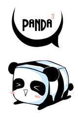 Panda Cubed