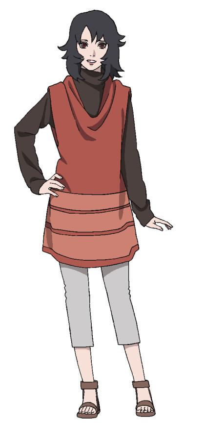 Crunchyroll - Imagens revelam possíveis filhos de Naruto e ...