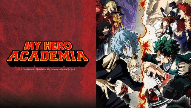 Crunchyroll - Forum - My Hero Academia Season 3 Discussion