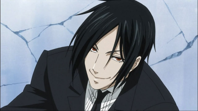 Anime Characters Catchphrases : Pics for gt sebastian michaelis and claude faustus