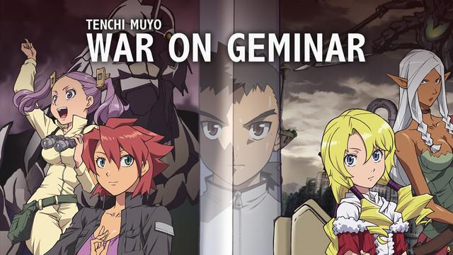 Tenchi Muyo War On Geminar