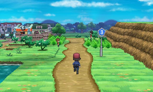 Nuevo juego de pokémon 2013 [Pokémon X & Y]