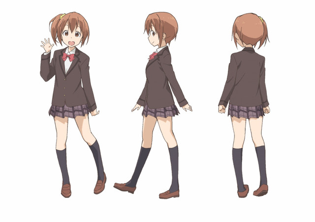 Character Design School Japan : Crunchyroll quot aiura anime character designs and staff